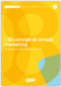 I 10 consigli di (email) marketing